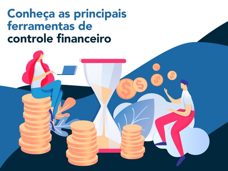 plataformas de controle financeiro